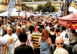 Saltaire Festival is a huge success