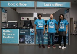 Bradford welcomes budding scientists at British Science Festival