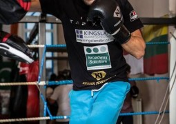 Bradford boxer prepares for world title fight against Quaye