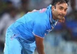 Indian Leg Spinner Mishra Arrested
