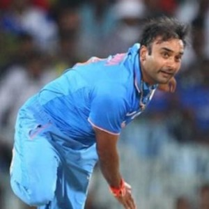Amit Mishra has been arrested on suspicion of assaulting a women,