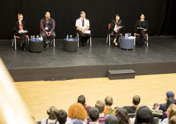 Panel at the Event