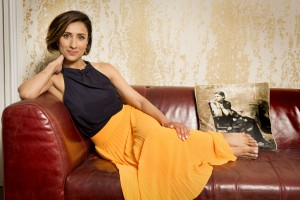 Programme Name: Who Do You Think You Are? - TX: n/a - Episode: Generics (No. Generics) - Picture Shows:  Anita Rani - (C) Wall To Wall Media Limited - Photographer: Stephen Perry
