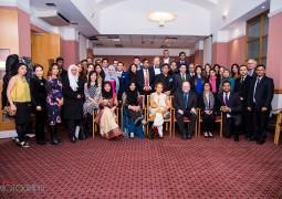 Conservative Muslim Forum hosts Eid Ul Adha reception.