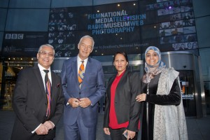 An Audience with Jon Snow took place at the National Media Museum