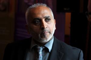 Businessman Saleem Kader Picture by Roger V Moody