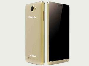 The brand new Jazbaa smartphone