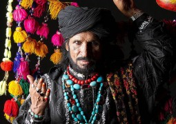 World renowned Sufi street musician excites fans during UK Tour