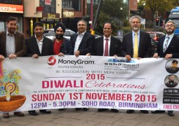 Soho Road will celebrate Diwali in a special outdoor celebration