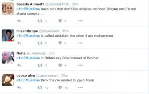 1 in 5 muslims b
