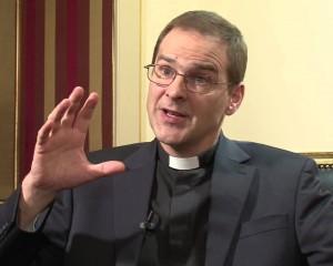 Bishop of Bradford Rev Toby