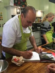 Chef Gennaro Contaldo