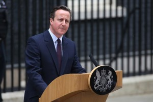 Prime Minister David Cameron accused British Muslims of 'quietly condoning' some of the ideologies that drives Daesh hostilities and normalise hatred of 'British values'