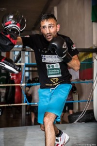Tasif Khan's fight with Isaac Quaye has been arranged for another fight, yet again.
