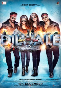 DILWALE POSTER 003