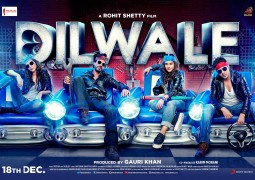 Dilwale opens at $3.4million overseas and enter's UK top 10 at No.2