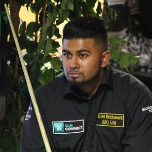 Hammad Miah was sadly knocked out of the snooker UK Championship at the first, but Miah and Delhi player Adita Mehta will hopefully open the fllodgates for more players.