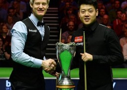 Snooker: The Man From Down Under Thunders To UK Championship Win