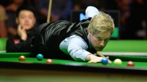 Neil Robertson in brilliant form - Winner of UK Championship