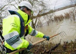 Severe flood warnings issued by Environment Agency, with most of North of England already affected.