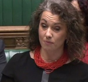 Rotherham MP, Sarah Champion