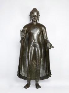 Sultanganj Buddha; 1885A116;