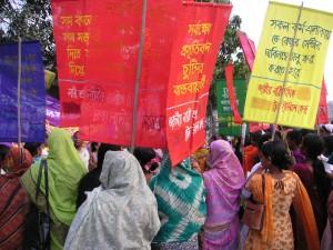 International Women's Day in Bangladesh