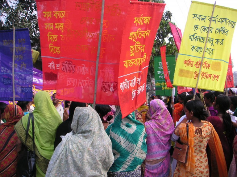 trade unions in bangladesh