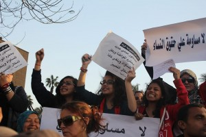 International Women's Day in Egypt