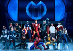 Marvel heroes and villains set to battle across the UK