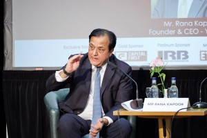 Mr Rana Kapoor - Founder and CEO, Yes Bank