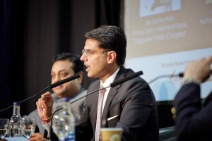 Mr Sachin Pilot - Former Union Minister of state and corporate affairs