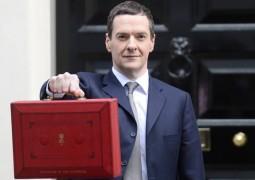 Osbourne gives a business friendly budget