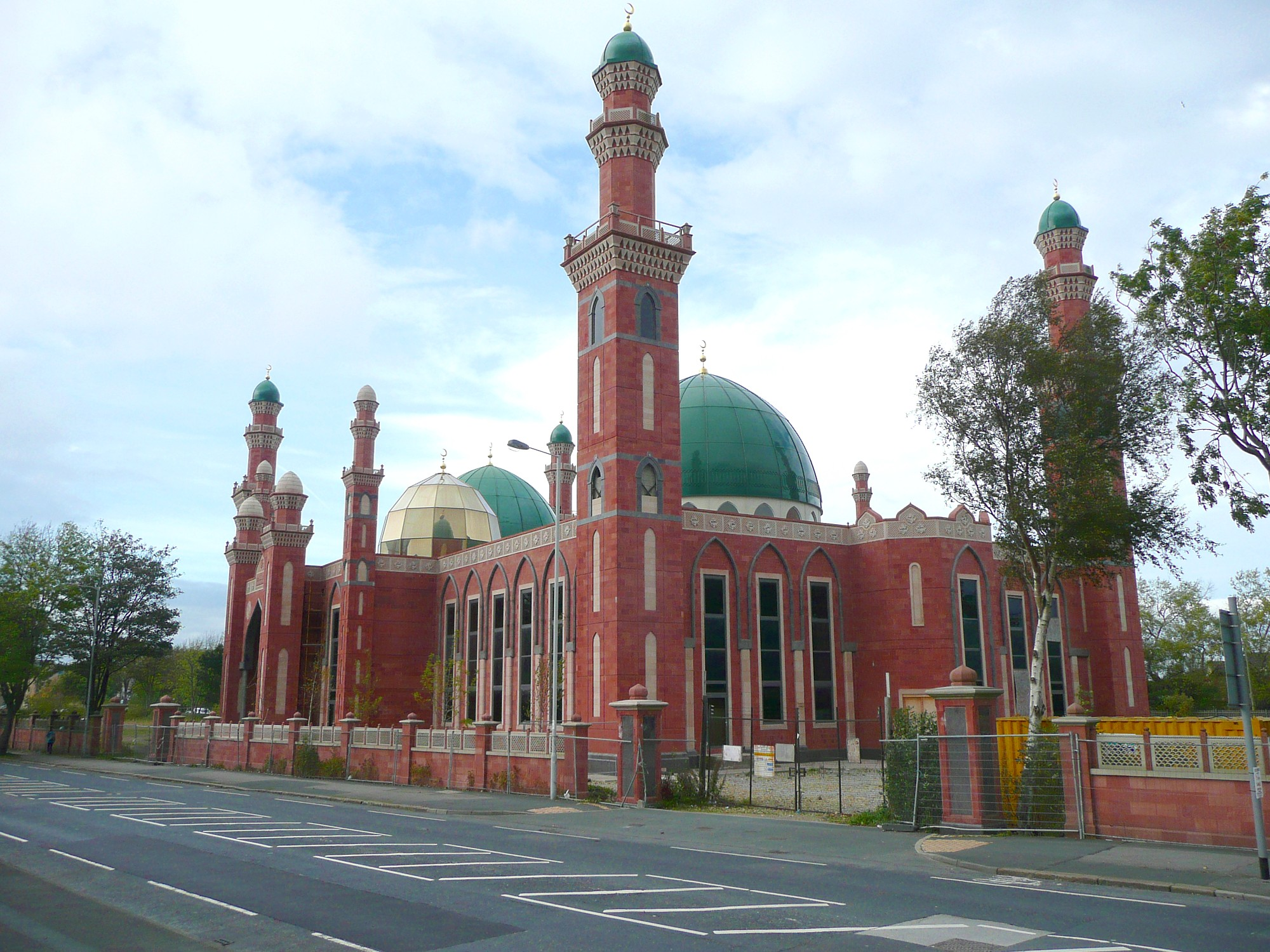 REGIONAL NEWS: Promoting fire safety in Bradford Mosques ...