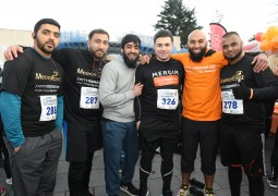 Former Refugee Helps Raise £43,000 for Penny Appeal Refugee Campaign