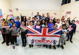REGIONAL NEWS: Yorkshire schools say 'Count Us In' to celebrations of British Culture