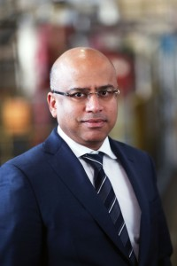 Potential buyer, Sanjeev Gupta, Executive Chairman of Liberty House Group
