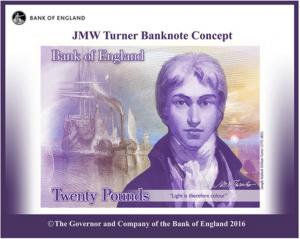bank of england £20