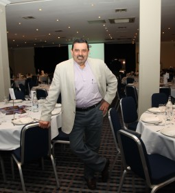 Cyrus Todiwala, chef and star of BBC's 'Incredible Spice Men'