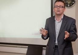 Dr Andrew Mycock, senior politics lecturer at University of Huddersfield