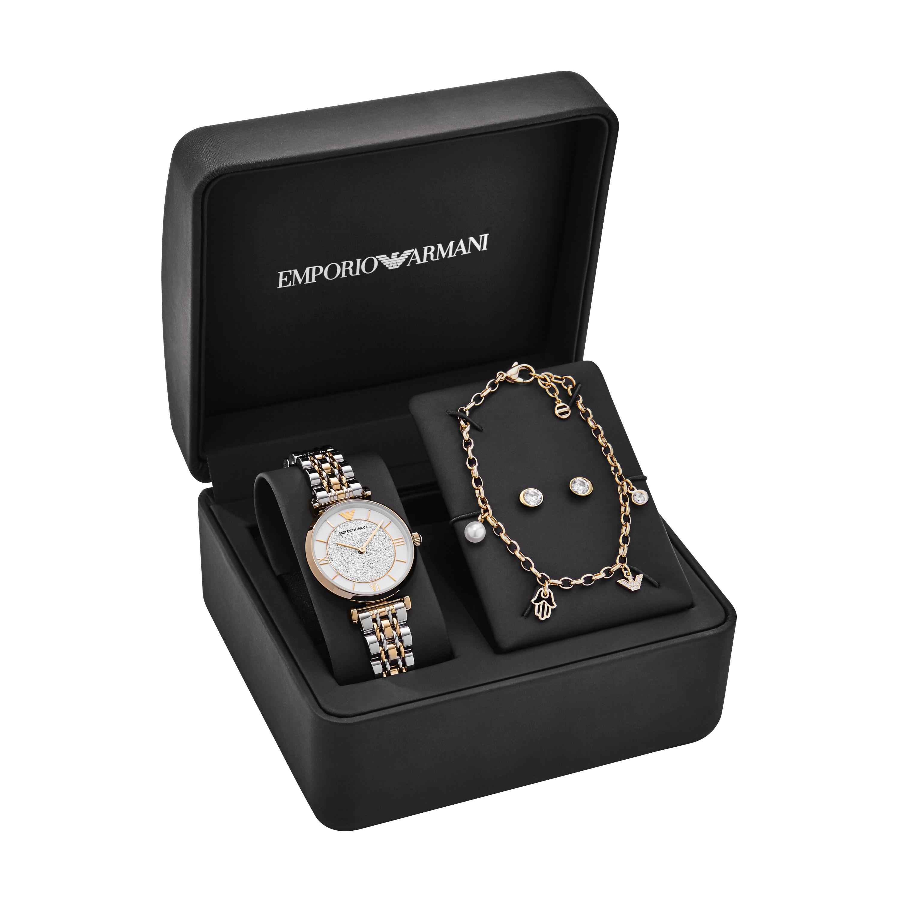 Emporio armani and watch shop pair up to create eid gift sets ar686919 negle Images