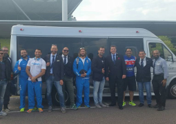 Italian Rugby League visits Leeds for charity rematch