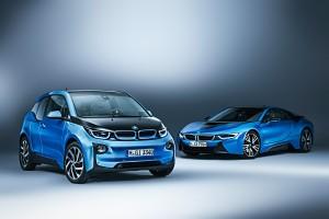 The new BMW i3 94Ah