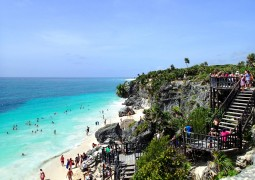 Mexico – Tulum: relaxation and romance with ancient history