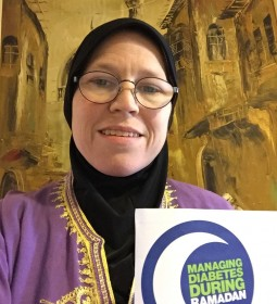 Olivia Djouadi is one of the trained volunteers who will deliver the sessions