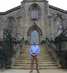 Jonathan Clark, Rector at St George's Church