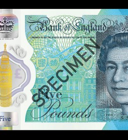 £5 note 1