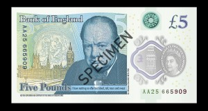£5 note 2