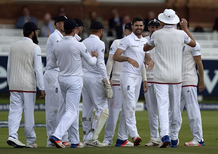 Sri Lanka managed to get to 45-1 before the captains shook hands on the draw in their recent match against England [Image credit: Oli Scarff/AFP/England and Wales Cricket Board]
