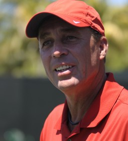 Ivan Lendl is back with the aim of leading Andy Murray towards Wimbledon victory [Image Credit: Charlie Cowins]